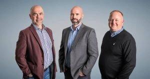 The Driving Force Behind BDC, Bruce McFarlane, David Lindsay & Jon Sully
